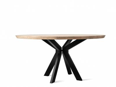 Vincent Sheppard Esstisch Albert Round Dining Table Dia 150