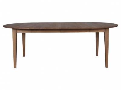 Vincent Sheppard Esstisch, Lille Table 120 DIA + (2X50CM)