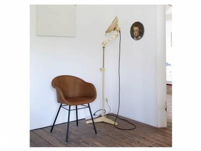 Vincent Sheppard Esszimmerstuhl, Avril Stuhl - black frame
