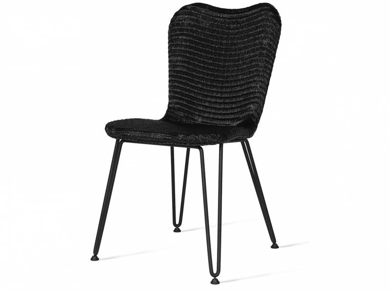 Vincent Sheppard Lily Dining Stuhl, hairpin base