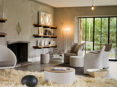 Vincent Sheppard Sessel, Butterfly Lounge XL
