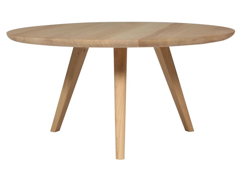 Vincent Sheppard Side & Coffee Tables, Dan Coffee Table, rund
