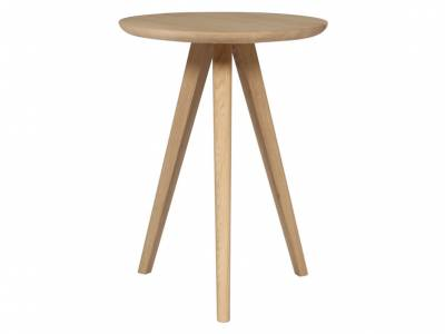 Vincent Sheppard Side & Coffee Tables, Dan Side Table High, rund