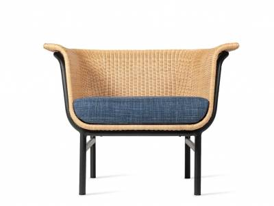 Vincent Sheppard Wicked Lounge Chair Rattan