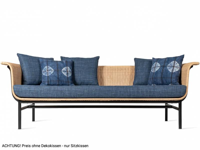 Vincent Sheppard Wicked Lounge Sofa Rattan
