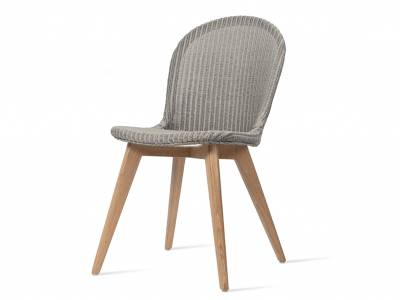 Vincent Sheppard Yann Dining Stuhl, oak base