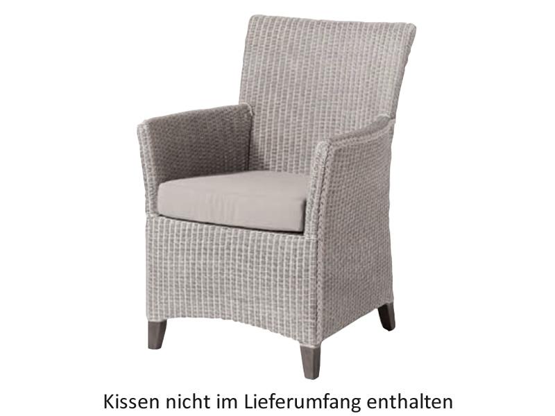 """Welzel Loom Sessel """"Fabio"""", grey-ash"""