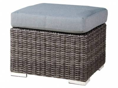ZEBRA Jack Lounge Junior, Hocker, taupe