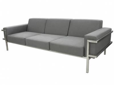 ZEBRA Largo Lounge, 3-Sitzer Sofa
