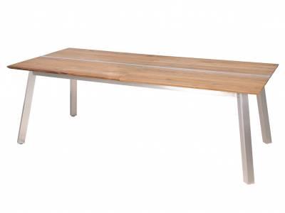 ZEBRA Linax Tisch, 220/280 x 100 cm
