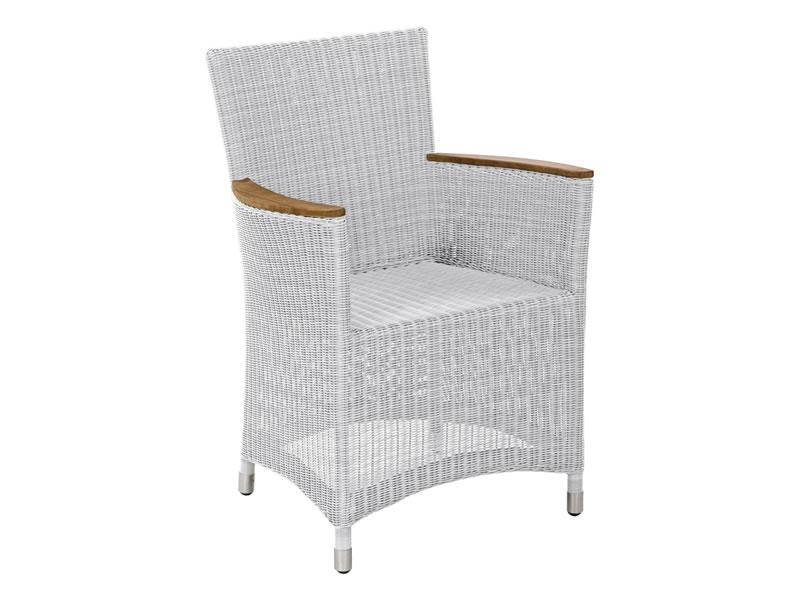 zebra loomus sessel geflecht loom silkwhite gartenm bel hamburg shop. Black Bedroom Furniture Sets. Home Design Ideas
