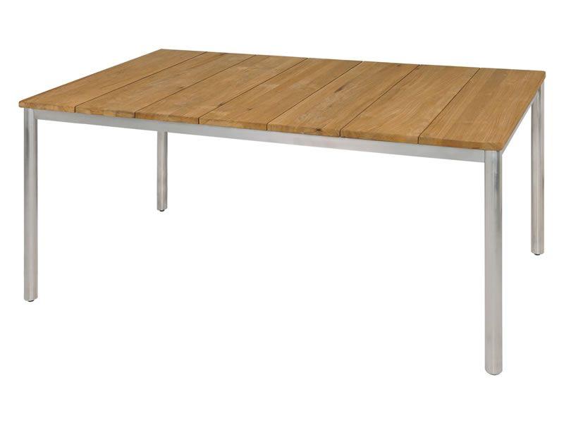 ZEBRA Naxos Tisch 160 - Rundrohr