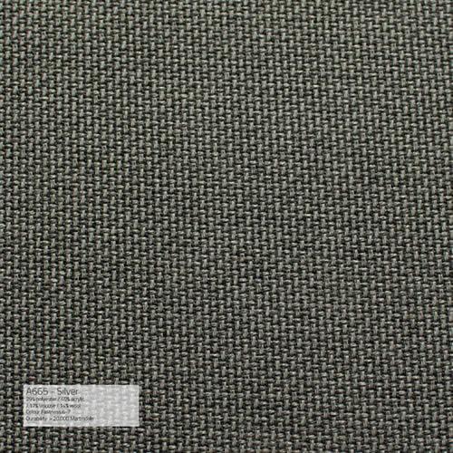 A665 - Silver/Nackenkissen
