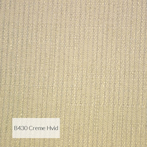 Kissen B430 Creme White/ Indoor/ 40x40