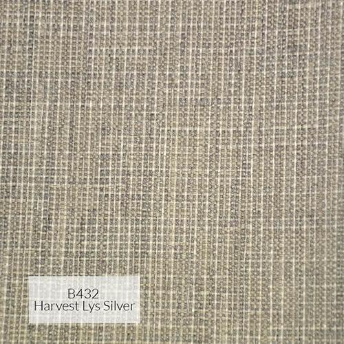 B432 Harvest Light Silver/Nackenkissen
