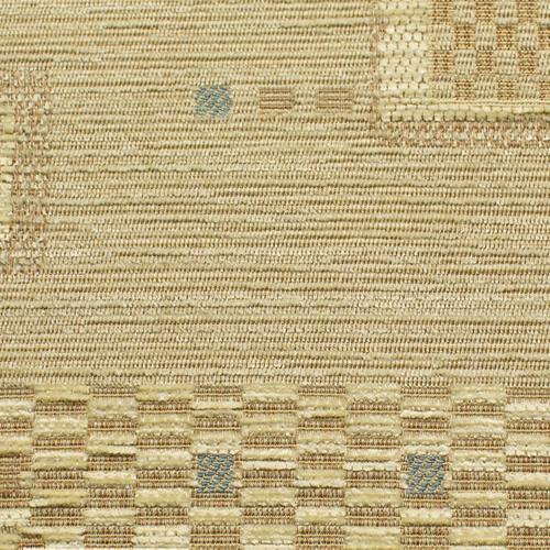 B524 - Beige pattern/Nackenkissen